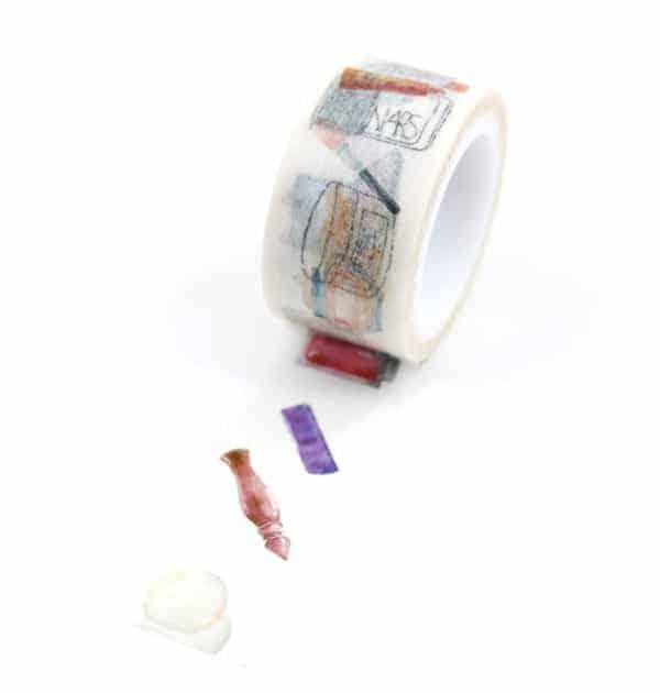 Washi-tape---Maquiagem-aquarela