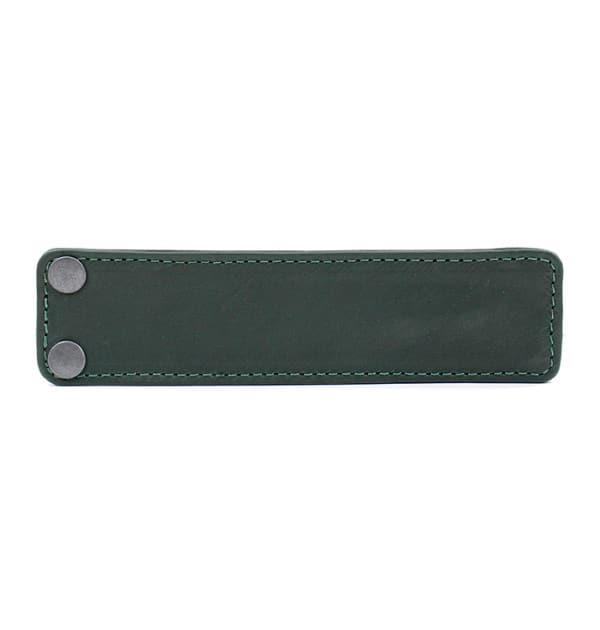 Acessório para Capa em couro original A.Craft - Lingueta verde militar