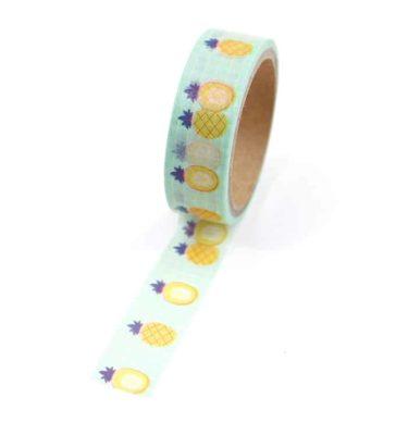 Washi tape – Abacaxi