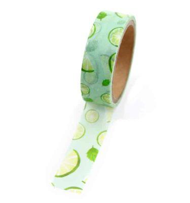 Washi tape – Limão