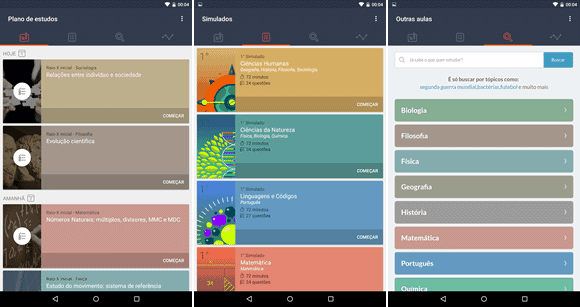 Apps para estudos: 4 aplicativos para você estudar de onde estiver geek_games