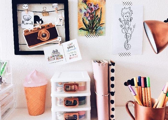 Como decorar o seu cantinho gastando pouco?