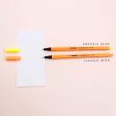 Caneta-Stabilo—Ponta-extrafina—Neon