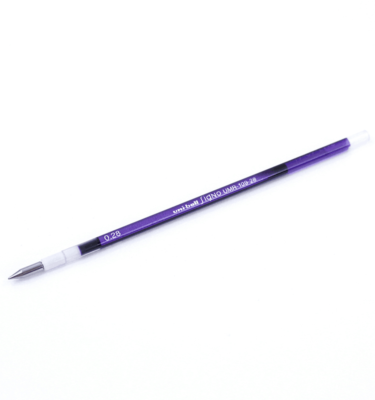 Carga-Uni-Style-Fit---tinta-gel---0,28mm---Violeta