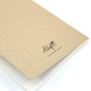 Planner A.Craft – Bloco caderno quadriculado capa kraft (nova versão) 4