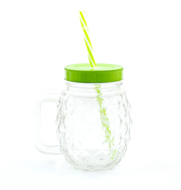 Copo de vidro - Pineapple - 540ml