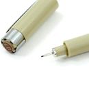 Caneta nanquim – Pigma Micron 0.1 – cor marrom 2