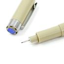 Caneta nanquim – Pigma Micron 0.1 – cor azul