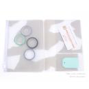 Planner-A.Craft-–-pasta-plástica-com-zíper-–-Estampa-Geometric-Sand5d