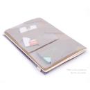 Planner-A.Craft-–-pasta-plástica-com-zíper-–-Estampa-Geometric-Sand8d