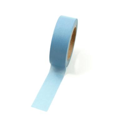 Washi tape – Azul claro4