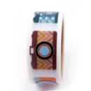 Washi tape – Câmeras – Com picote2