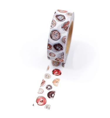 Washi tape – Donuts
