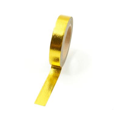 Washi tape – Dourada