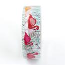 Washi tape – Flamingos e folhas2