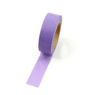 Washi tape – Lilás