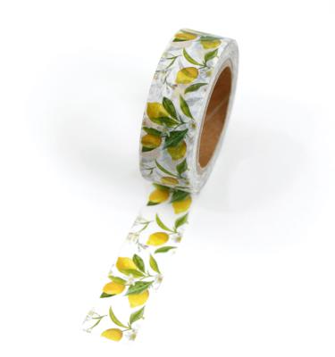 Washi tape – Limões