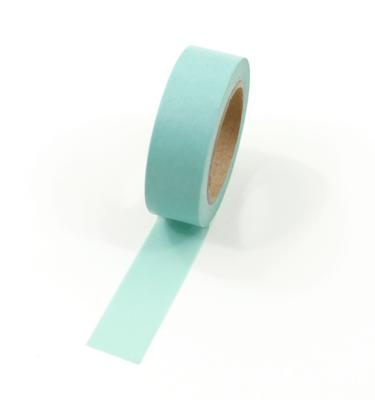 Washi tape – Menta