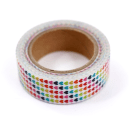 Washi tape – Mini corações coloridos3
