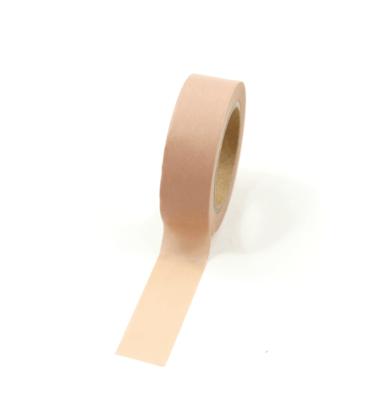 Washi tape – Nude