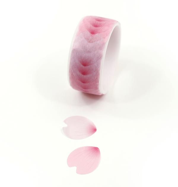 Washi tape – Pétalas de sakura