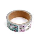 Washi tape – Padrões floral – Com picote3