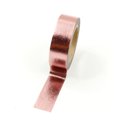 Washi tape – Rose gold