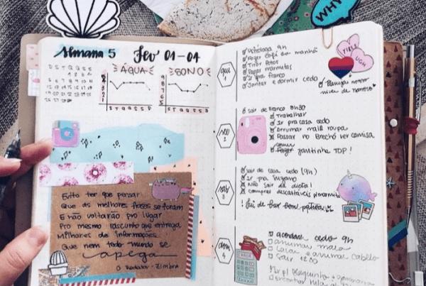 planner bullet journal