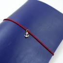 Acessório para planner A.Craft – Pingente dourado – Âncora pequena3