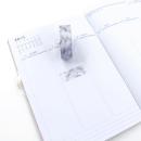 Washi tape – Marble cinza e branco1