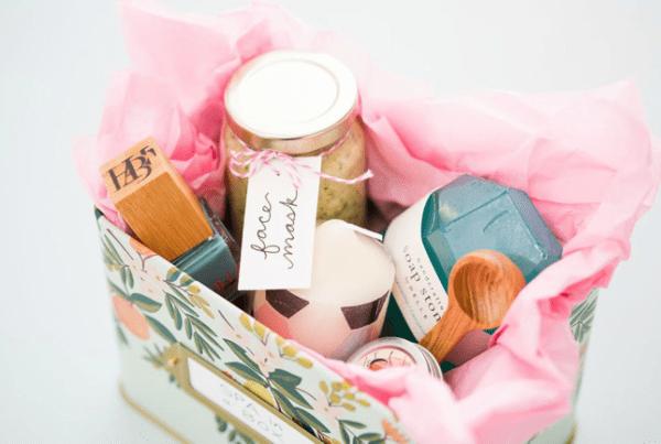 Dicas DIY para presentear seu melhor amigo kit spa