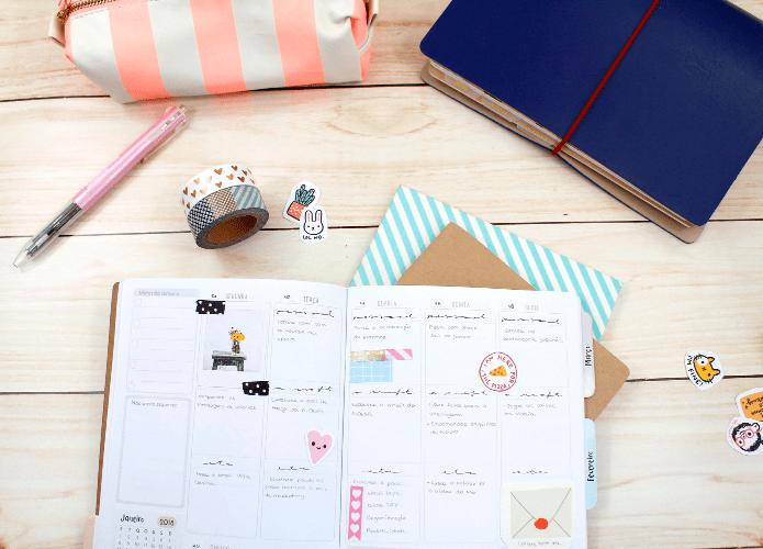 Como criar um planejamento que te faça feliz