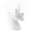 Luminária – Unicórnio head branco com led