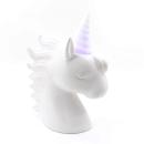 Luminária – Unicórnio head branco com led1