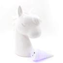 Luminária – Unicórnio head branco com led5