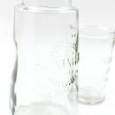 Moringa de vidro – Summer Color – Transparente – 800ml2