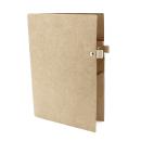 Planner A.Craft – Pasta porta caneta em papel kraft1