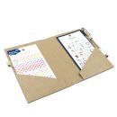 Planner A.Craft – Pasta porta caneta em papel kraft2