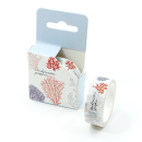 washi tape – algas marinhas