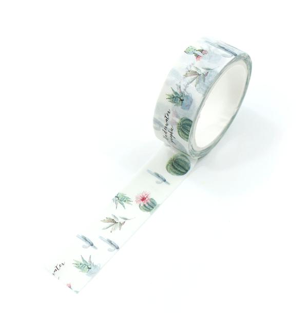 washi tape - cactos e suculentas1
