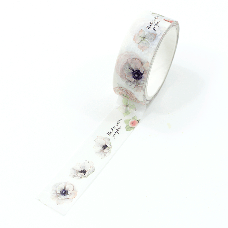 washi tape - flores e suculentas2