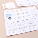 Adesivos para planner não datado – 2º trimestre 2019 2