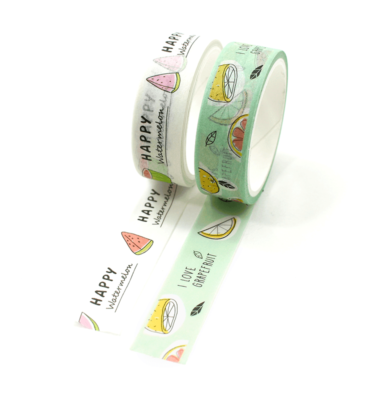 Kit-2-Washi-tapes-–-Happy-watermelon-(5)