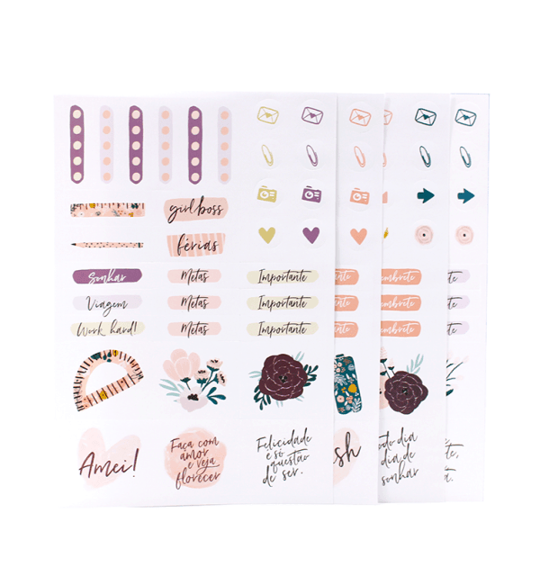 Kit adesivos A.Craft – Planner 2019