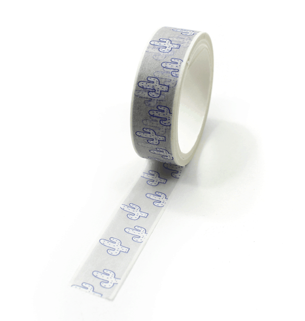 Washi-tape-–-Cinza---Cactos3