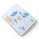 Planner-A.Craft-–-Capa-Céu-Azul-estampa-flores-aquáticas-(para-4-blocos)2