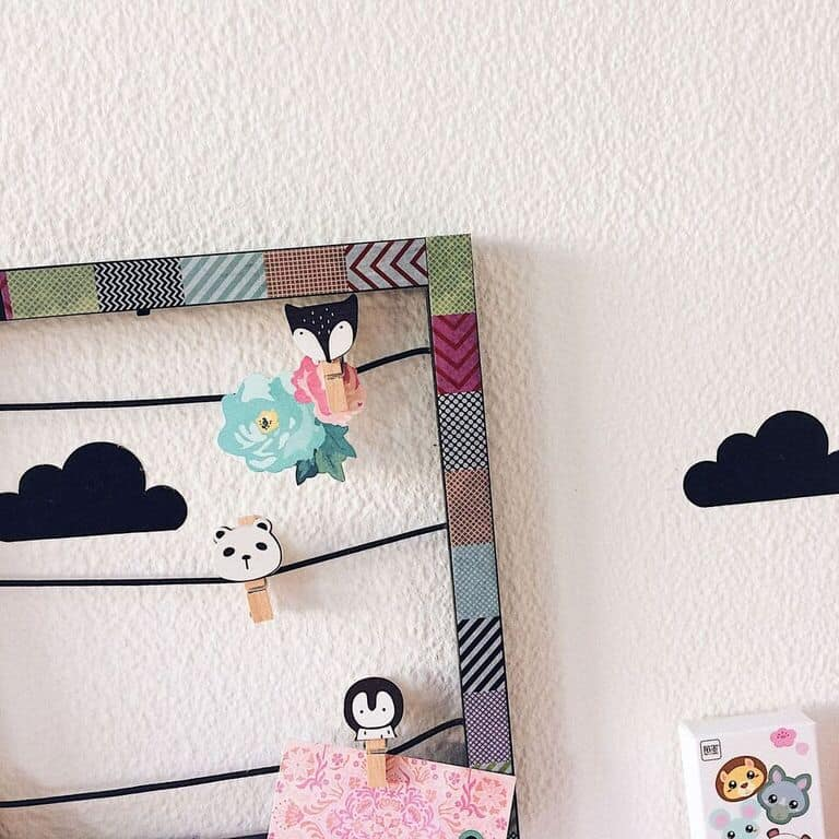Como usar washi tapes de forma criativa: 4 ideias DIY
