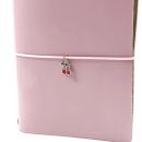 Acessório para planner A.Craft – Pingente prata – Cereja2