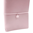 Acessório para planner A.Craft – Pingente quartzo rosa2