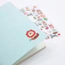 Adesivos – Funny My sketchbook – Animais2